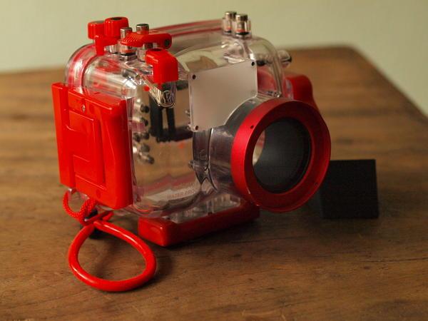 Unterwasserfotografie Leihkamera