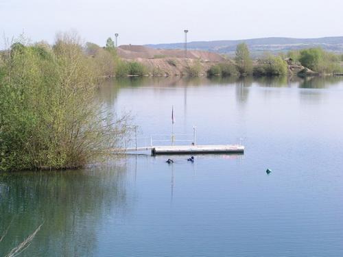 Tauchwochenende Sundhäuser See